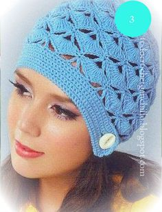 393a7fd40c4 Οι 10 καλύτερες εικόνες του πίνακα καπέλα σχέδια   Yarns, Crochet ...