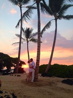 No matter what kind of service you are looking for for your intimate beach weddi  ng or vow renewal - spiritual or secular, traditional or same-sex partners, first time marriage or re-marriage -. Sunset Wedding, Hawaii Wedding, Kona Beaches, Kona Coast, Kailua Kona, Destination Wedding Planner, Big Island, Vows, Beach Weddings