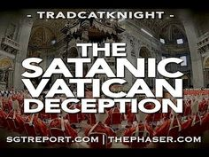 Jesuit priest Malachi Martin who served in Rome, claims that a private enthronement of Satan in the Vatican took place in 1963. According to Eric Gajewski a ...