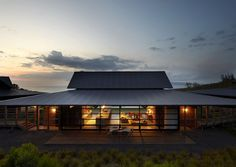 Slaughterhouse Beach House in Maui Hawaii by Olson Kundig Architects