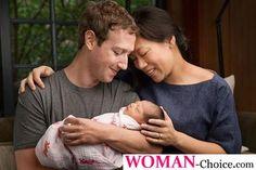 Mark Zuckerberg's daughter