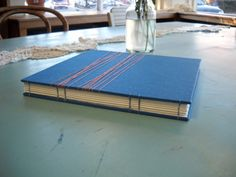 string cover #bookbinding