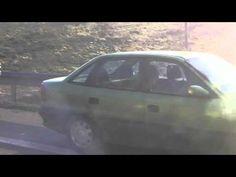 Wypadek na drodze Ustka-Słupsk (14.02.2015 Walentynki)