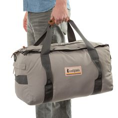 Chumpi 50L Travel Duffle - can also be worn as backpack