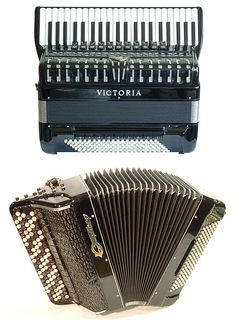 I think the Accordion is about the most beautiful instrument on earth.