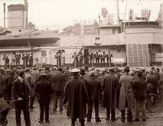 Broad Quay Bristol 1931.