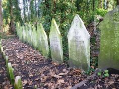 Charterhouse Brethren graves