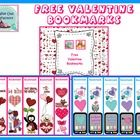Free Valentine's Day Bookmarks PrintableTwo pages of Valentines to use as simply bookmarks for reading during February, or as Valentines.  Often t...