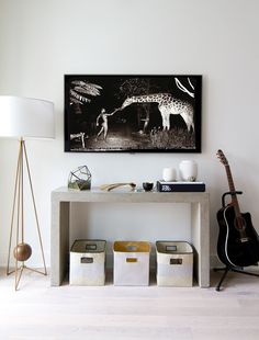 7 Secrets For An Instagram-Worthy Home #refinery29  http://www.refinery29.com/how-to-take-instagram-decor-photos#slide-7  Eliminate The Un-Pretty Sure, we all have cords and remote controls, but we don't need to show them in photos. Tactfully hide them and then snap away.