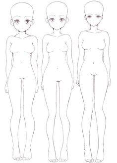 Body Drawing Tutorial, Manga Drawing Tutorials, Art Tutorials, Drawing Body Proportions, Drawing Base, Dark Art Drawings, Figure Drawing Reference, Anatomy Drawing, Cool Sketches