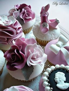 Pink & Purple Elegance