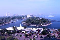 Bandar Jakarta ( view ) - Jakarta Id - Indonesia