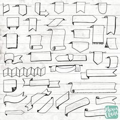 Bullet Journal Stencil – Hand Drawn Planner Boxes Clipart – Filofax Planner Clip Art – bullet journal Clipart – Bubble ClipArt – 107 – Finance tips, saving money, budgeting planner Bullet Journal Banners, Bullet Journal Boxes, Bullet Journal Titles, Bullet Journal Stencils, Bullet Journal Notebook, Bullet Journal Inspiration, Planner Journal, Art Bullet, Note Doodles