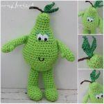 Read all about gratis haakpatroon haken-haak-lidl on yoors. Crochet Fruit, Crochet Food, Cute Crochet, Crochet For Kids, Crochet Baby Toys, Crochet Animals, Crochet Dolls, Lidl, Amigurumi Doll
