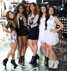 fifth harmony   Fifth Harmony Reveals Their Fave Song Together   J-14