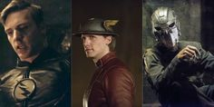 The Flash: 3 Different Avatars of Jay Garrick