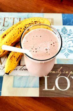 "Banana Flip | ""A marvelous mouth-watering chocolate-banana milkshake!"" #dessertrecipes #dessertideas #frozendesserts #icebox #iceboxdessert #nobakedessert"