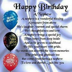Happy Birthday Nephew Funny Quotes Wishes For