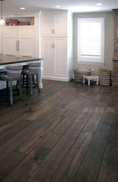 Dark Floor With Dark Furniture Maybe Something Like This