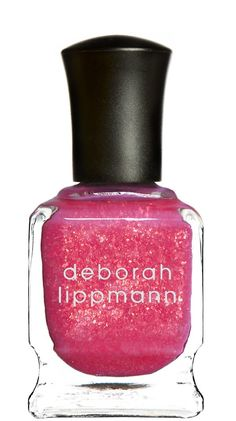 Deborah Lippmann Nail Lacquer in Sweet Dreams - Could be the most perfect summer toe color!