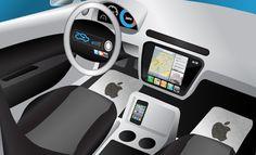 Un concept de la iCar