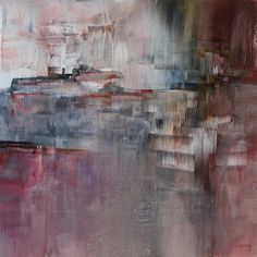 umj.art - Ulla Maria Johanson: 2017-12-24 #1140GiftAcrylic on board, 20x20 cm