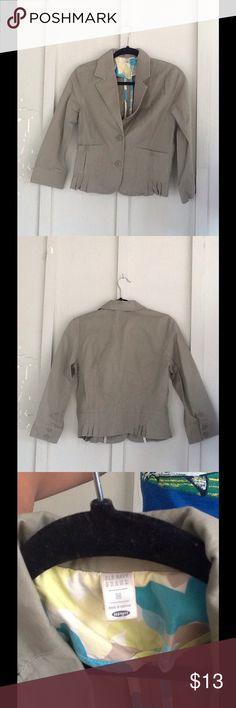 Old Navy M Blazer Baige Blazer from Old Navy. Old Navy Jackets & Coats Blazers