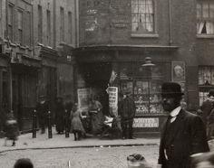 Artillery Street, Whitechapel