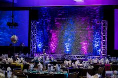 Loving this backdrop from Sound Central, Duluth, MN, DECC, Harbor Side Ballroom.  Greater Downtown Council annual dinner.