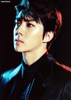 EXO   Oh Se Hun (sehun)   EXOrDIUM Concert Brochure [Scan]   Facebook