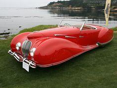 1934 Delahaye 135 M Figoni & Falaschi Narval Cabriolet