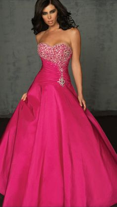 My future grad dress.<3 #pink I would also like it in a different color
