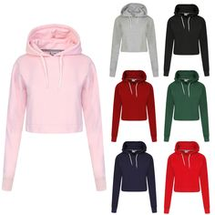 9 Colours 1-13 Years Kids Hoodie Dressdown The Future is Female
