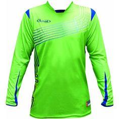 Bright Green Goalie Jersey
