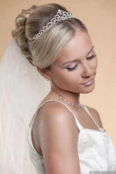 Airbrush Bridal Make-up and Hair | Flickr - Photo Sharing!