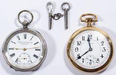 Dating illinois pocket watch