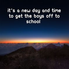 It's a new day and time to get the boys off to school  http://www.theautismdad.com/2015/10/06/its-a-new-day-and-time-to-get-the-boys-off-to-school/  Please Like, Share and visit our Sponsors  #Autism #Family #SPD #SpecialNeedsParenting #Aspergers #Parenting #Sensory #ADHD #Awareness #AutsimAwareness #RobGorski #TheAutismDad #AutismDad #Divorce #SingleParenting #AutismParenting
