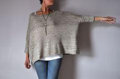 Ravelry: Boxy pattern by Joji Locatelli...absolutely LOVE this sweater.