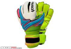 Reusch Argos Pro G2 Ortho-Tec >> Free Shipping >> Blue Goalie Gloves