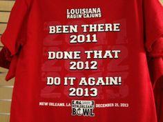 2013 NOLA Bowl Shirts Ready!!!!