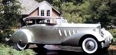 A Phaeton, my dream car!