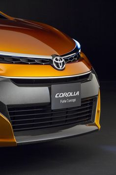 2013 Toyota Furia Concept #Scion #FRS