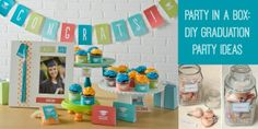 Throw a stellar Graduation party with this complete #PartyInABox at #HPCreate!