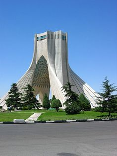 Tehran, Iran. It is a beautiful country. It is where my history lies.