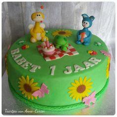 #uki #birthday #taart