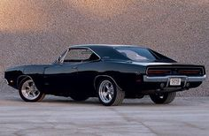 1969 Dodge Charger.  My charger except mine had a vinyl top.  Never forget my charger. sigh..