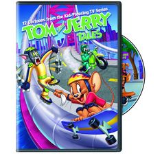 Tom and Jerry Tales, Vol. Bigfoot Hunter, Tom And Jerry, Covered Boxes, Box Art, Cover Art, Tv Series, Toms, Lunch Box, Animation
