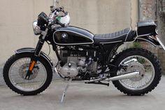 pinterest.com/fra411 #classic #motorbike - BMW scrambler