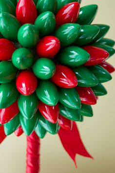 Life in Wonderland: Christmas Light Topiary