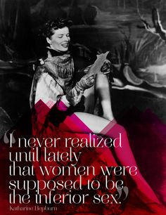 15 Katharine Hepburn Quotes Every Woman Should Live By - BuzzFeed Mobile